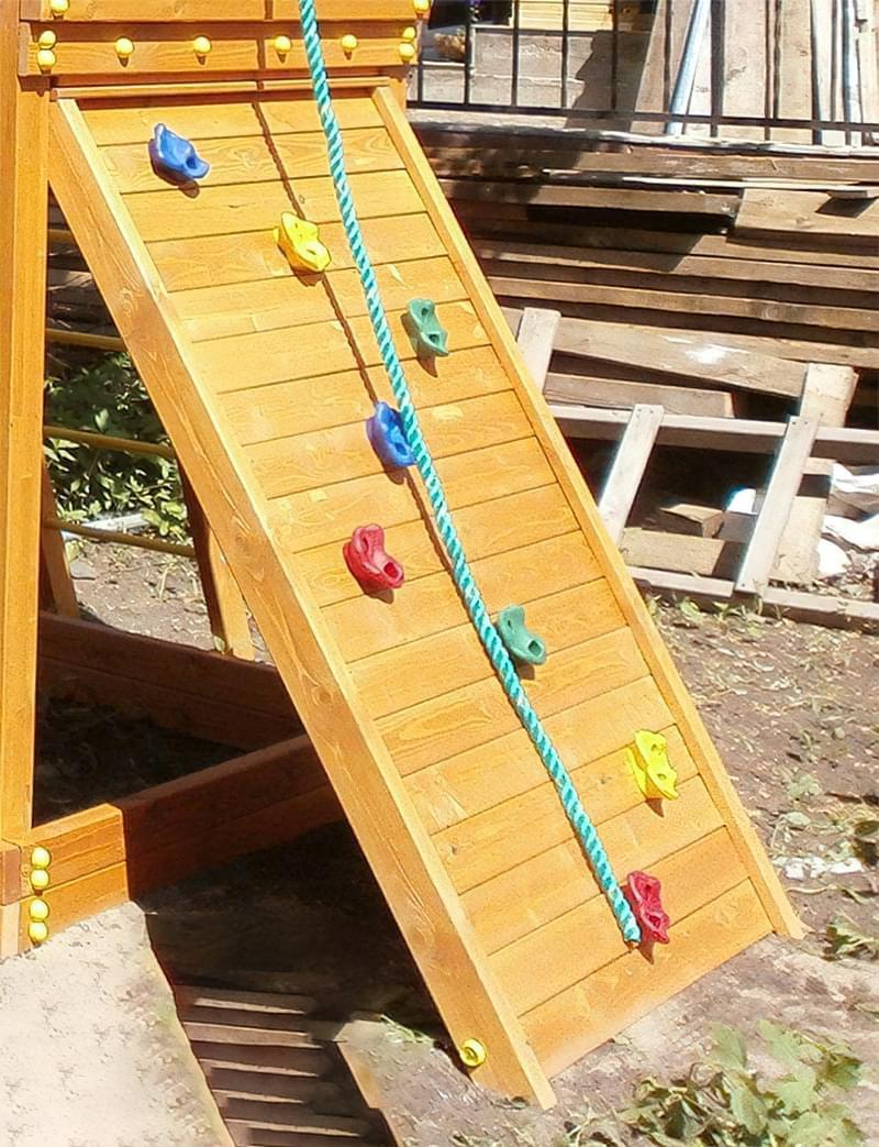 Скалодром для дітей своїми руками 4