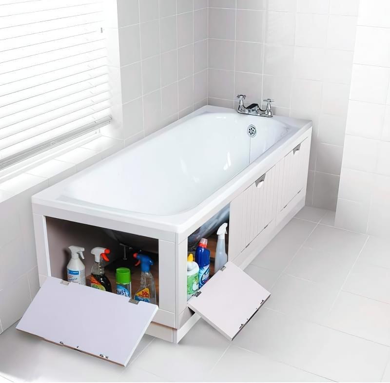 Вибираємо екран під ванну 3