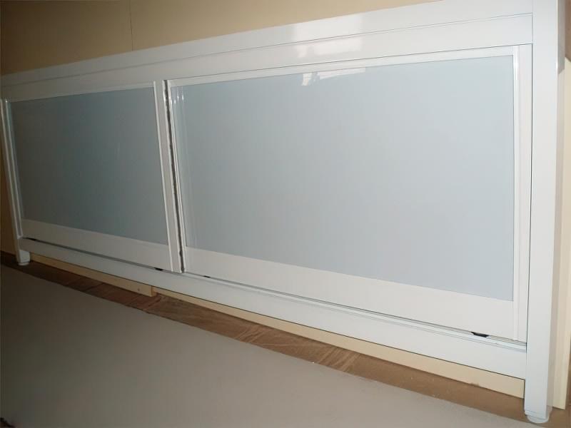Вибираємо екран під ванну 4