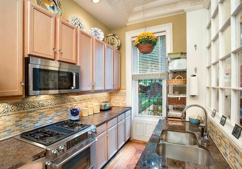 Вибираємо місце для мийки на кухні 4