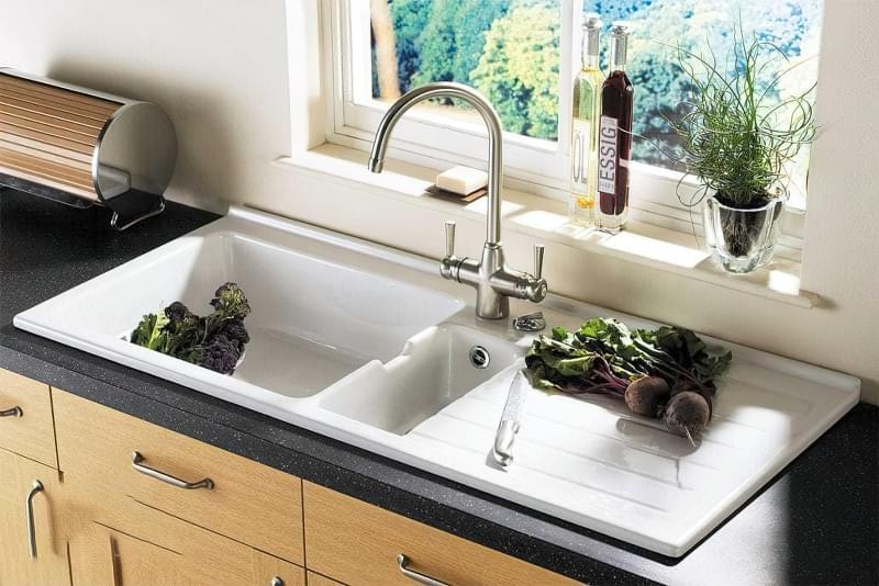 Вибираємо місце для мийки на кухні 6