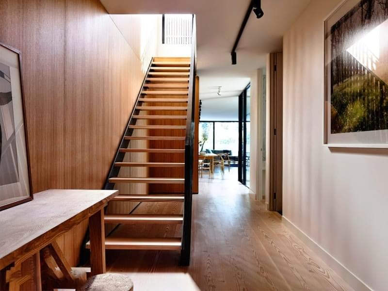 Вибираємо місце для сходів в будинку 2