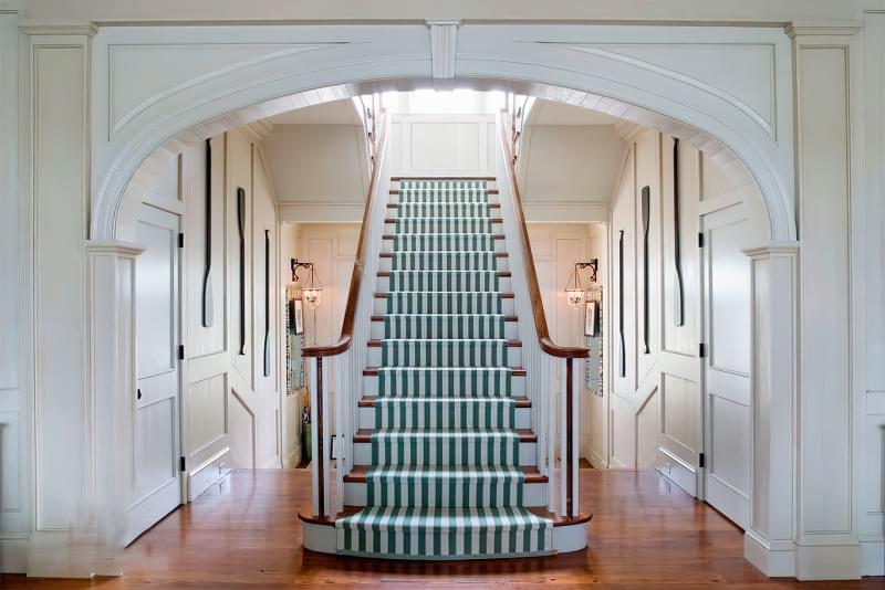 Вибираємо місце для сходів в будинку 3