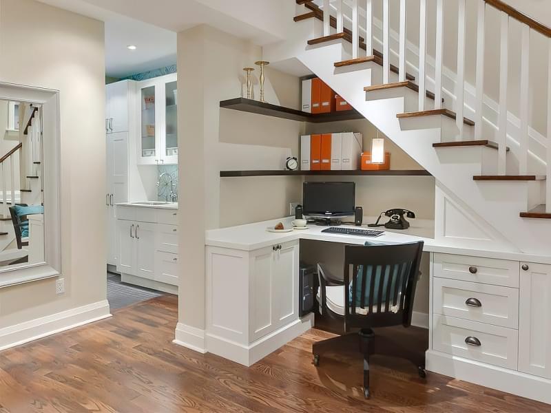 Вибираємо місце для сходів в будинку 5