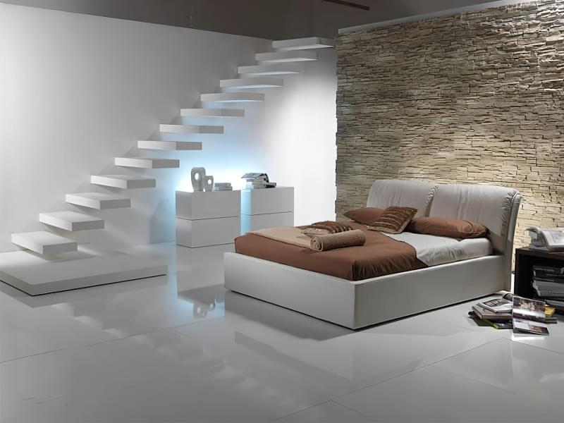 Вибираємо місце для сходів в будинку 9