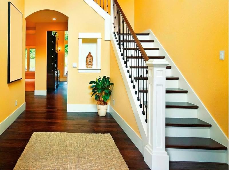 Вибираємо місце для сходів в будинку 1