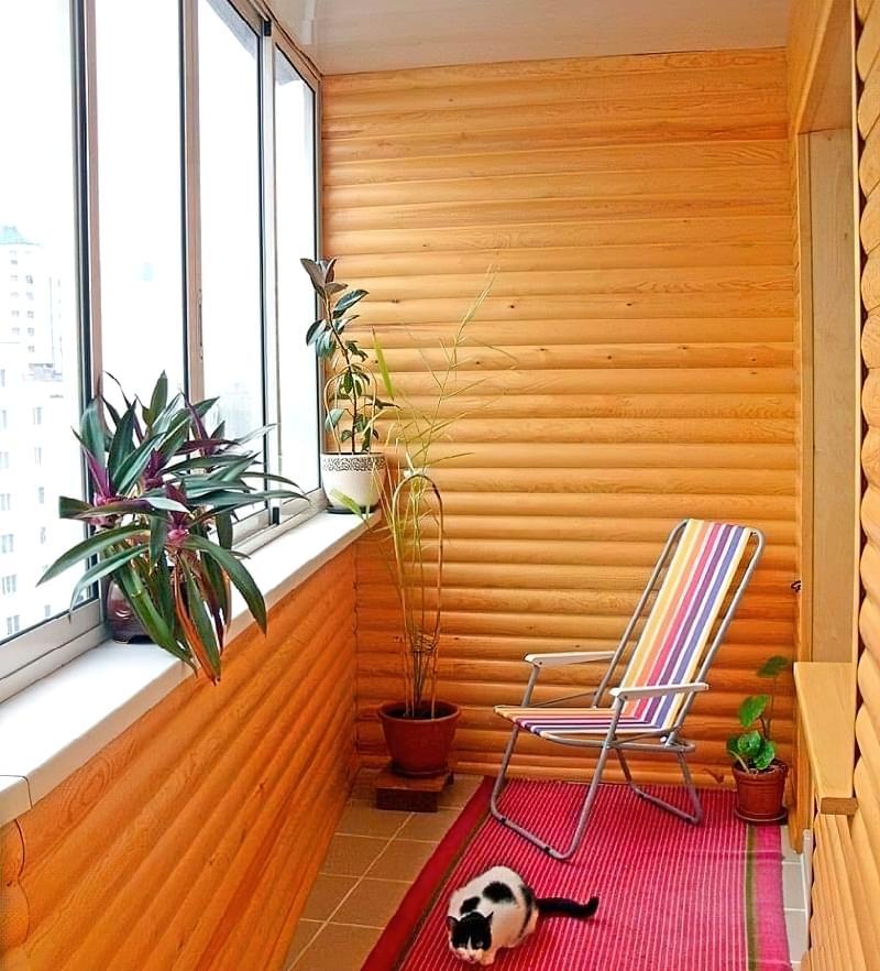 Чим можна обшити балкон зсередини 4