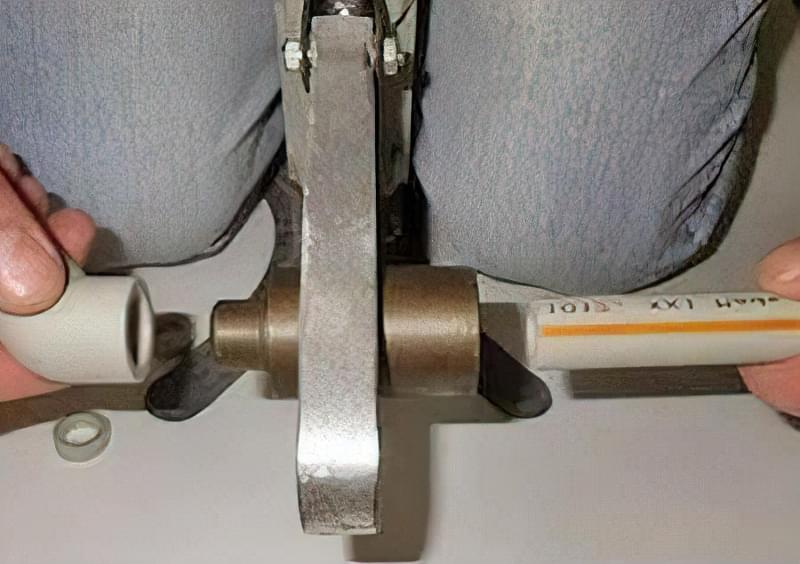 Помилки при пайці поліпропіленових труб 1