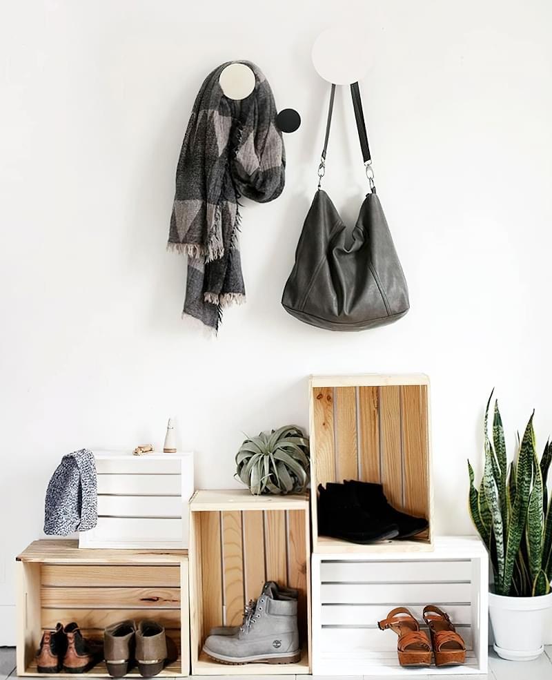 Що можна зробити зі звичайних дерев'яних ящиків 2