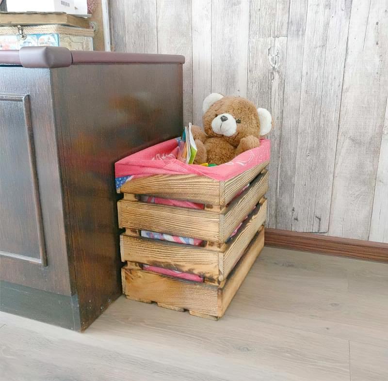 Що можна зробити зі звичайних дерев'яних ящиків 4