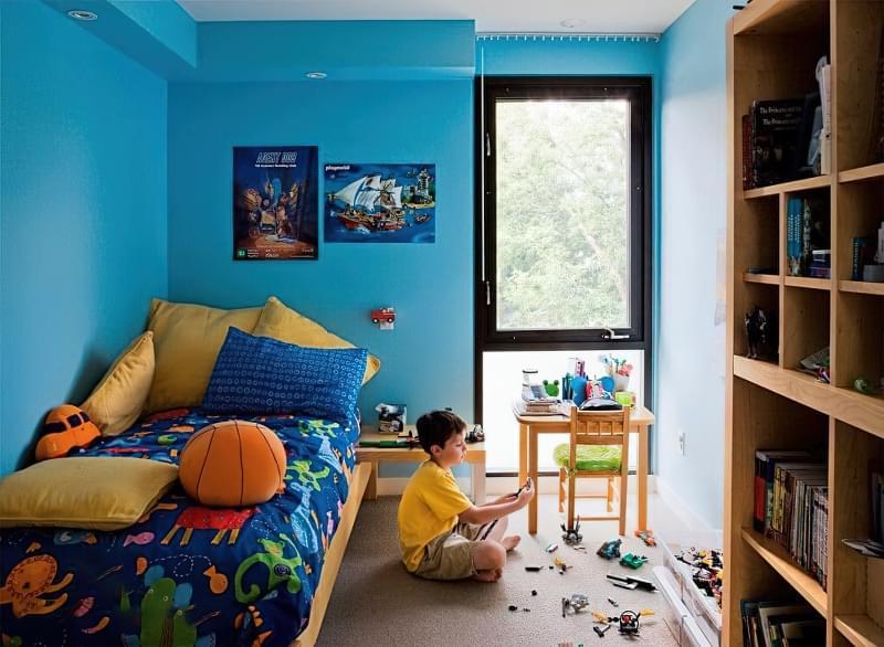 Вузька кімната з одним вікном: приклади облаштування 5