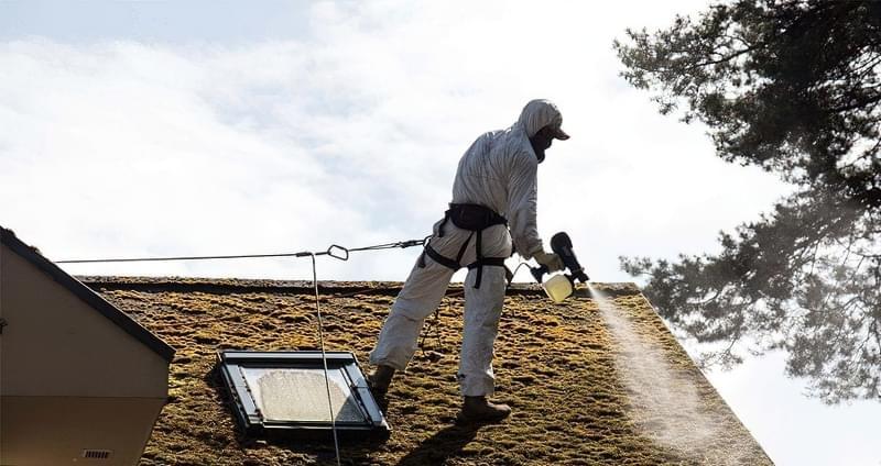 Захист покрівельних покриттів від моху і забруднень 5