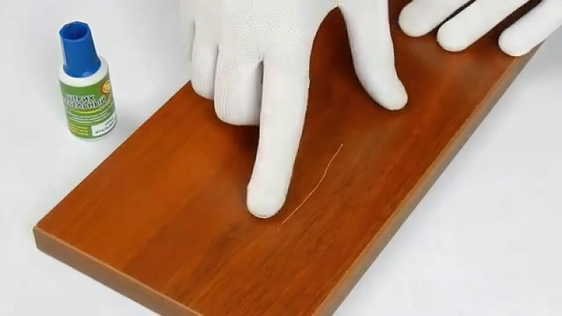 Чим замаскувати подряпини і відколи на меблях: 10 ефективних способів 2