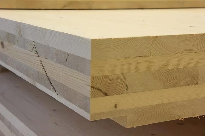 CLT панелі для будівництва будинку: особливості, плюси, мінуси 3