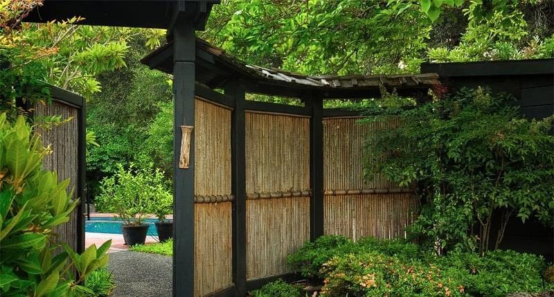 Ідеї для будівництва красивого дерев'яного паркану 11
