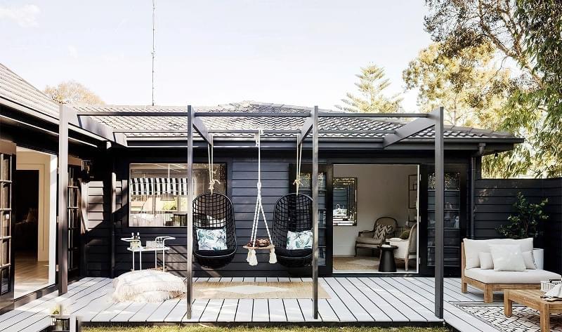 Ідеї для будівництва красивого дерев'яного паркану 3