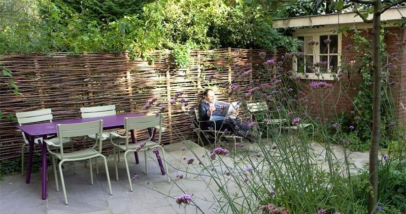 Ідеї для будівництва красивого дерев'яного паркану 7