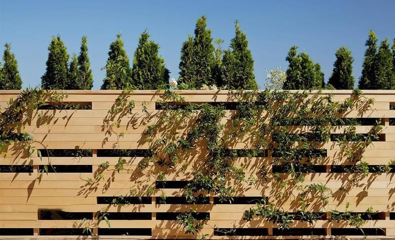 Ідеї для будівництва красивого дерев'яного паркану 1