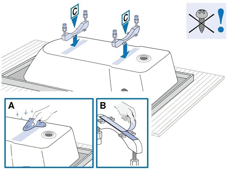 Кварилові ванни: переваги, вибір, установка 6