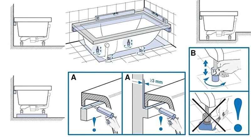 Кварилові ванни: переваги, вибір, установка 7