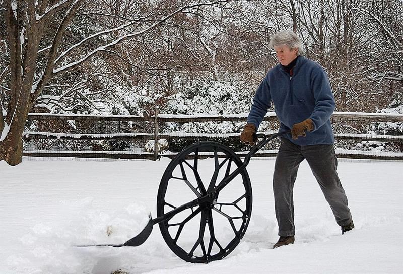 Огляд лопат для чищення снігу 6