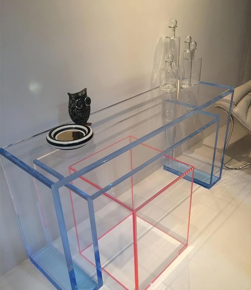 Плюси і мінуси меблів з акрилу 5