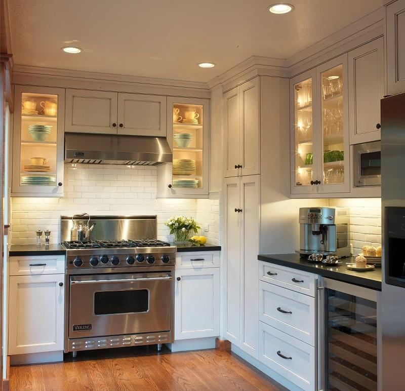 Практичні поради дизайнерів з облаштування кухні 6