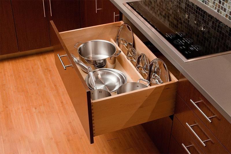 Практичні поради дизайнерів з облаштування кухні 10