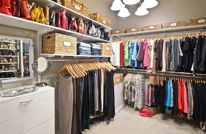 Креативні ідеї організації гардеробної кімнати 3