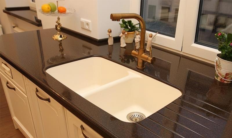 Вибір мийки та змішувача для кухні 12