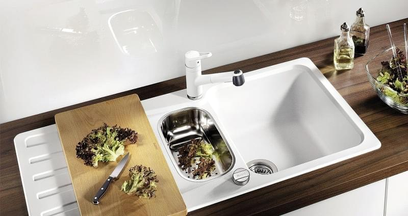 Вибір мийки та змішувача для кухні 4