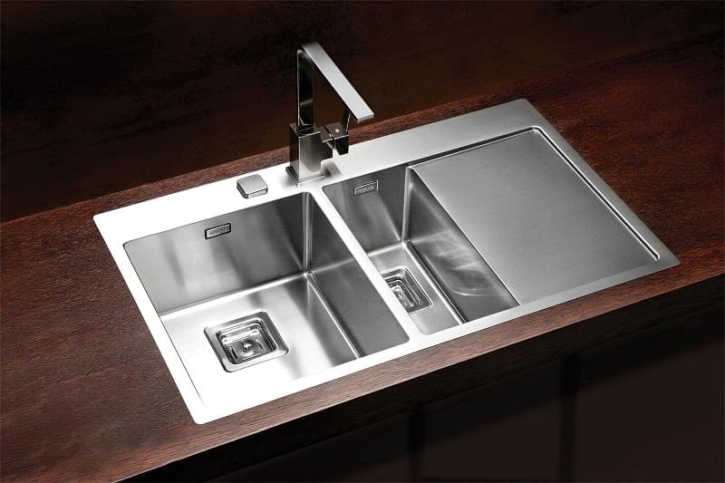 Вибір мийки та змішувача для кухні 8