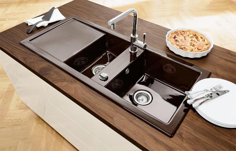 Вибір мийки та змішувача для кухні 1