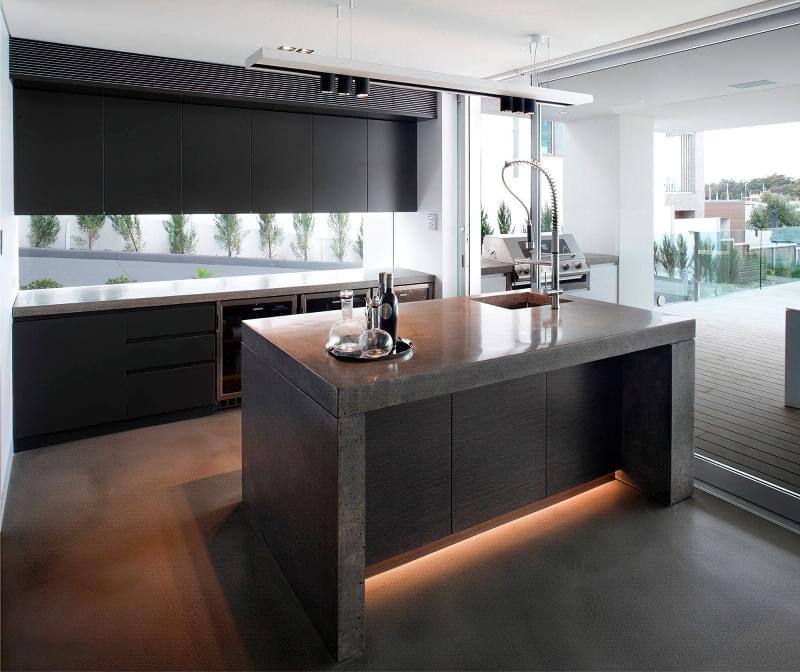 Вибираємо колір стільниці для кухні 3