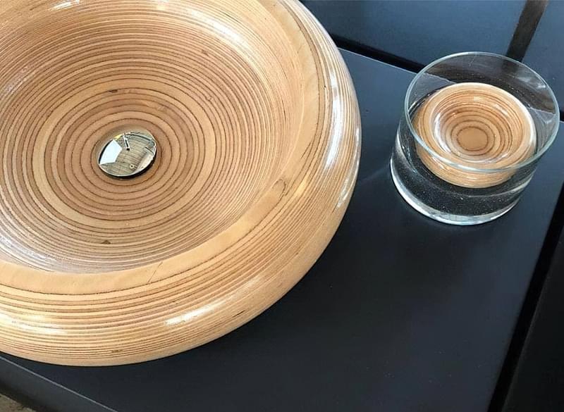 Дерев'яна сантехніка: плюси, мінуси, приклади, фото 1