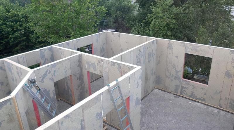 Фіброліт: особливості та можливості застосування в будівництві 9