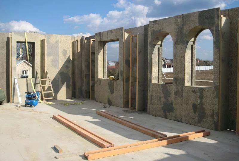 Фіброліт: особливості та можливості застосування в будівництві 10