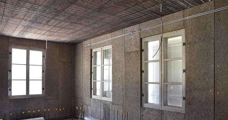 Фіброліт: особливості та можливості застосування в будівництві 1