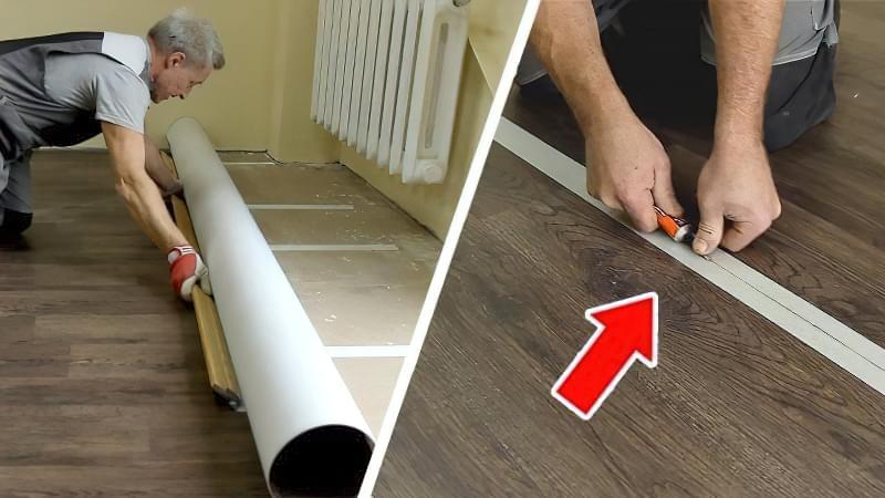Утеплювач під лінолеум на бетонну підлогу: види і правила монтажу 2