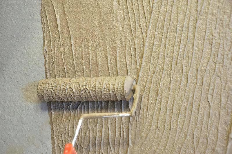 Рельєфна обробка стін: матеріали і техніка виконання 3