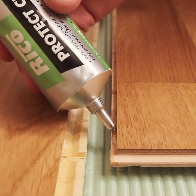 Щілини в ламінаті на підлозі: чим і як прибрати після укладання 3