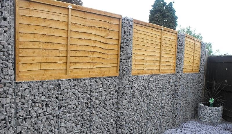 Сучасні варіанти парканів: єврожалюзі, металевий паркан, алюмінієві панелі 10