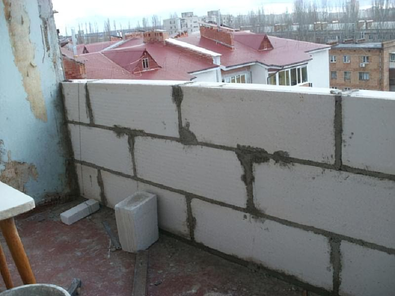 Утеплення балкона мінеральною ватою з пароізоляцією своїми руками 3