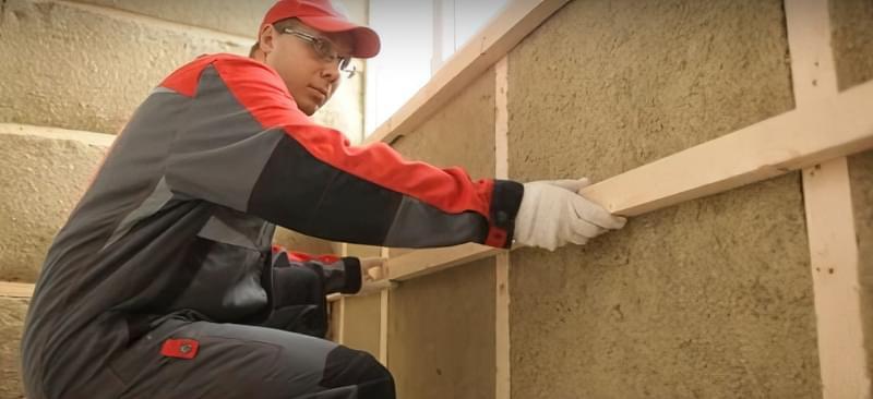 Утеплення балкона мінеральною ватою з пароізоляцією своїми руками 5