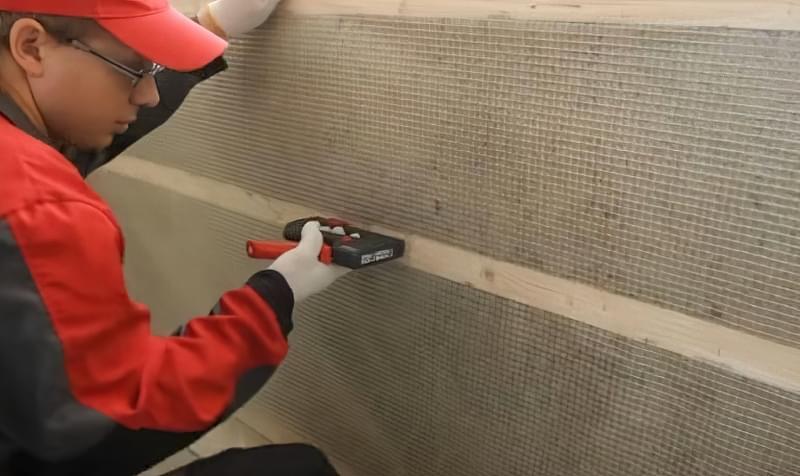 Утеплення балкона мінеральною ватою з пароізоляцією своїми руками 6