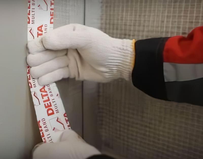 Утеплення балкона мінеральною ватою з пароізоляцією своїми руками 7