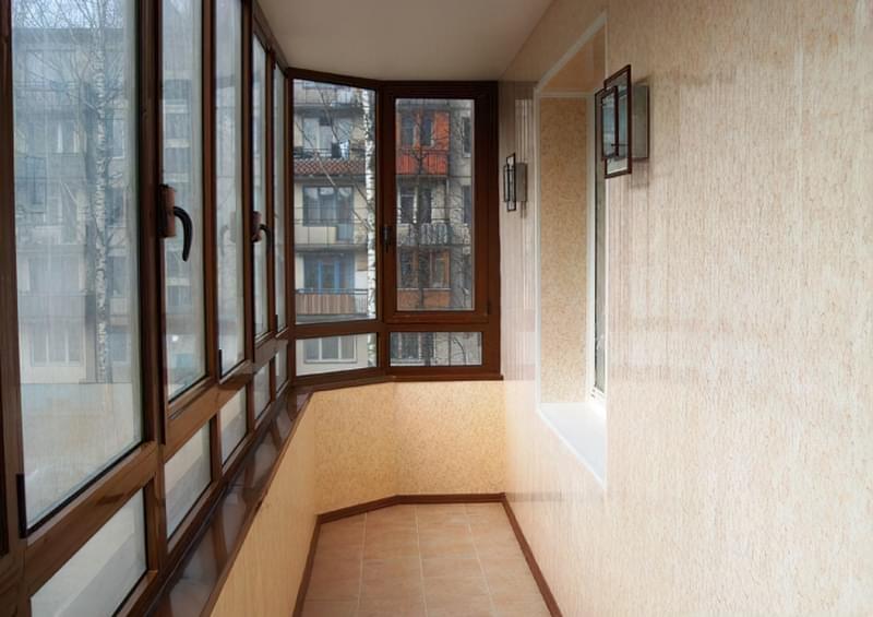Утеплення балкона мінеральною ватою з пароізоляцією своїми руками 1