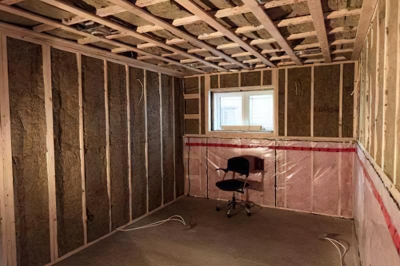 Звукоізоляція стелі в квартирі під натяжна стеля: види звукоізоляції, відгуки