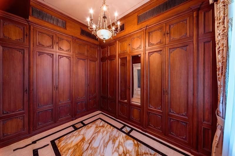 Дерев'яні стінові панелі: види і сфера застосування 4