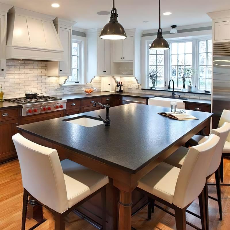 Кухонний стіл чи острів: що краще вибрати 3